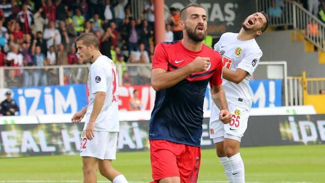 Eskişehir 2-0'dan maçı verdi
