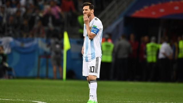 Hırvatistan Arjantin'i ateşe attı!