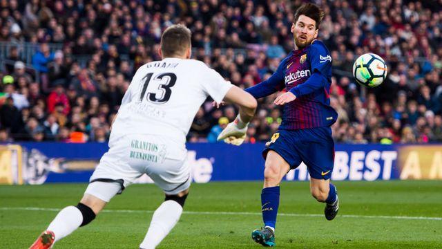 Barça galibiyeti kaçırdı