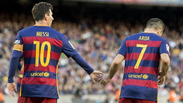 Barcelona: Oyuncularımız güvende