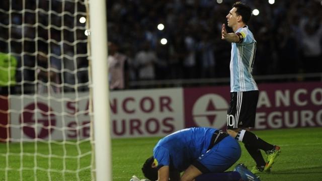Tite: Messi keşke Brezilyalı olsaydı