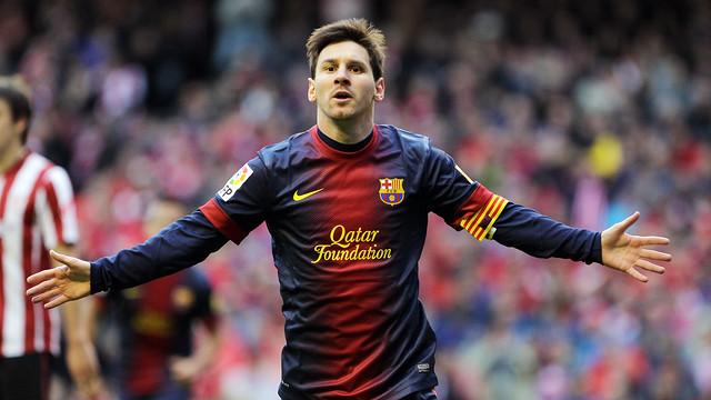 Futbolun Sihirbazı Lionel Messi
