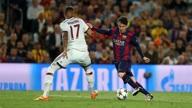 Efsaneler Messi'yi yorumladı