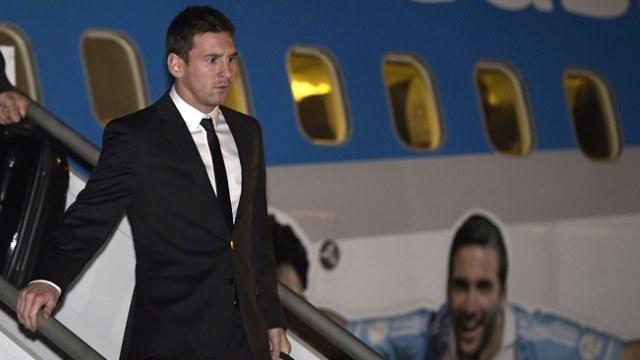 Messi soruşturmayı önledi iddiası!