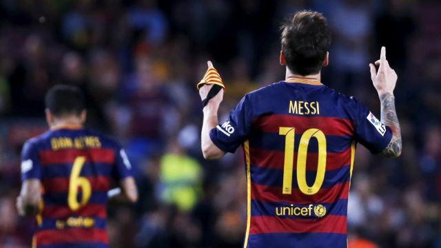 Messi, taburcu edildi