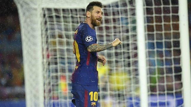 Juve son anda, Barça rahat
