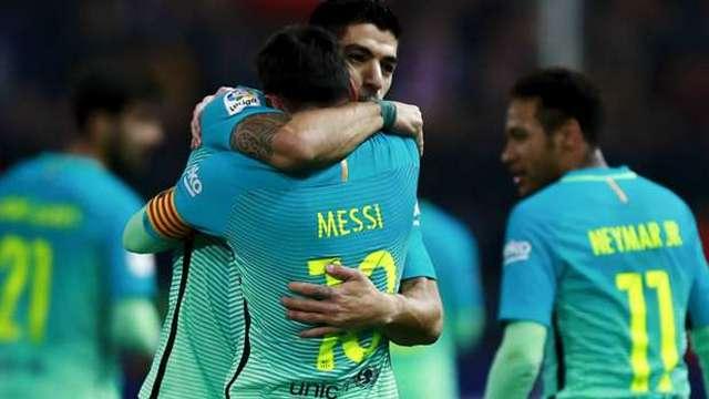 Barça finale göz kırptı