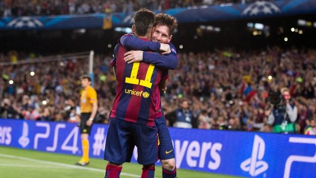 Messi bir diğer koltuğun peşinde