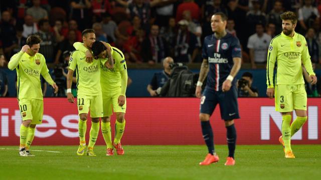 PSG, Camp Nou'da mucize peşinde!