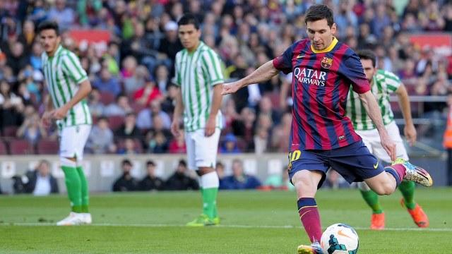 Messi'nin ilginç penaltı korkusu!