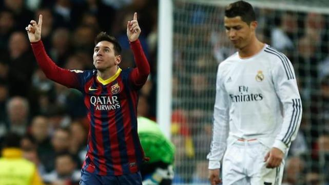 Messi'ye '10', Ronaldo'ya '7' puan!