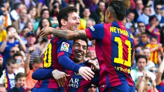Barça rahat rahat...