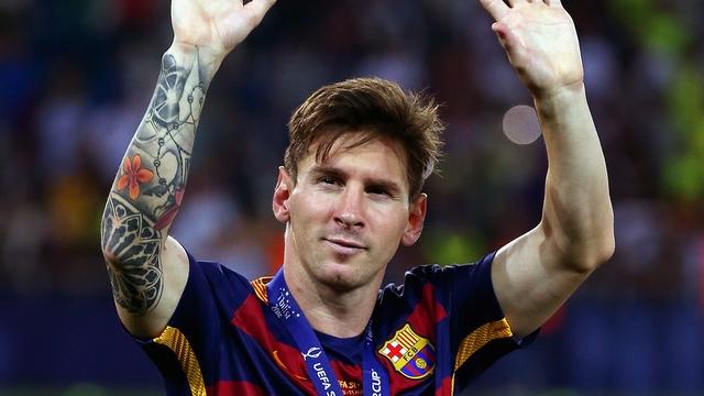 Messi parayı katlıyor!