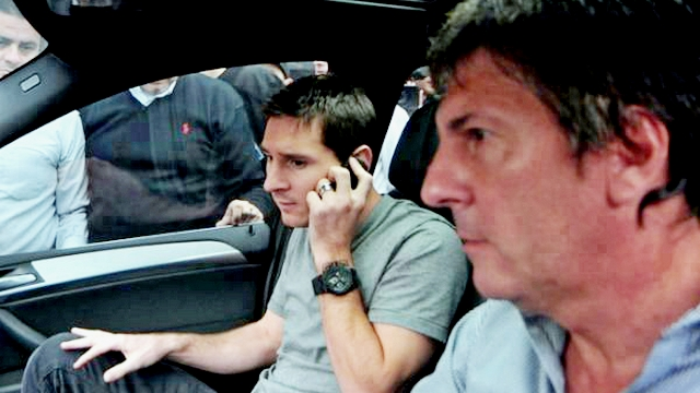 Messi'ye şok üstüne şok!