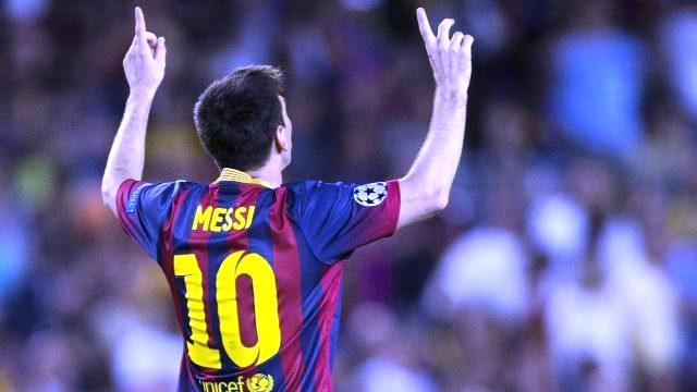Camp Nou'da sahne 10'un