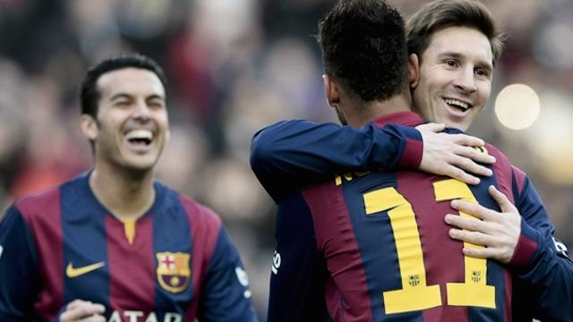 Messi coştu Barça farka gitti