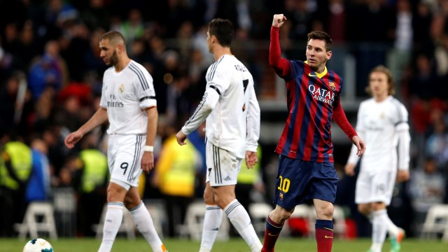 Messi, CR7 rekabetine son noktayı koydu