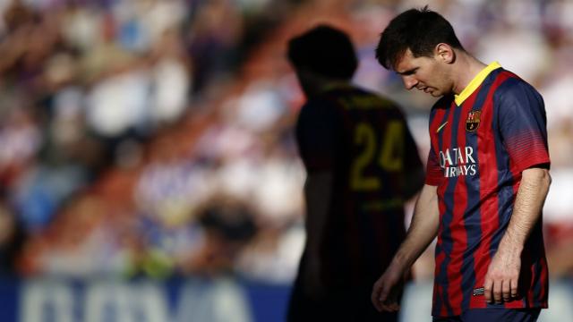 Barça'ya büyük şok!