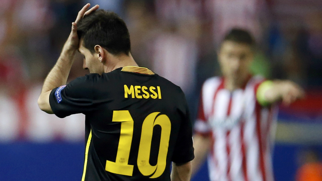 Messi unvanını kaybetti
