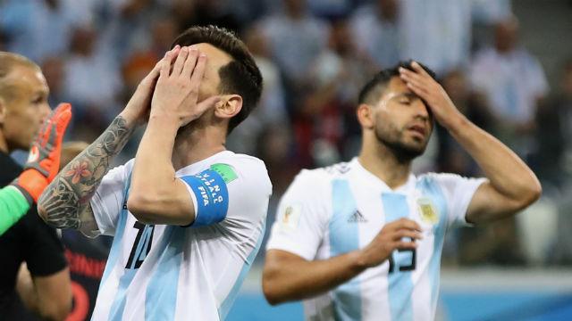 Arjantin efsanesinden takıma sert eleştiriler