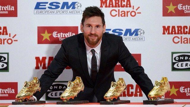 Messi ödülüne kavuştu!