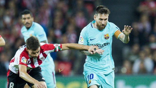 Messi başladı Paulinho bitirdi