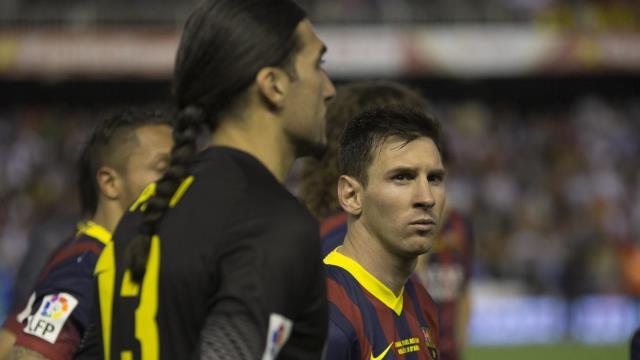 Barcelona dönemi ve Messi bitti mi?