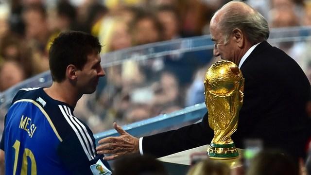 Messi: Umarım futbol borcunu öder