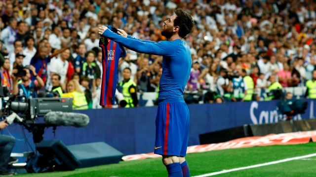 Messi, Real Madrid'de oynayabilirdi
