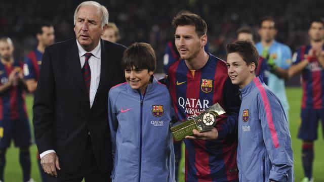 Ve Messi noktayı koydu!