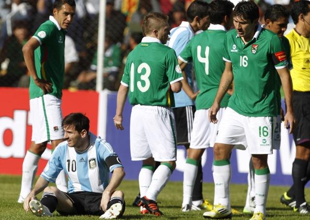Messi: Serseme Döndük