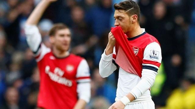 Mesut Özil'den öz eleştiri