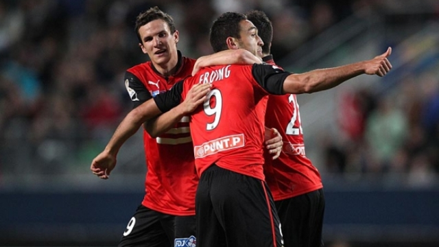 Mevlüt Durmuyor, Rennes Kazanıyor