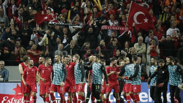 Türkiye - Ukrayna maçı Antalya'da oynanacak