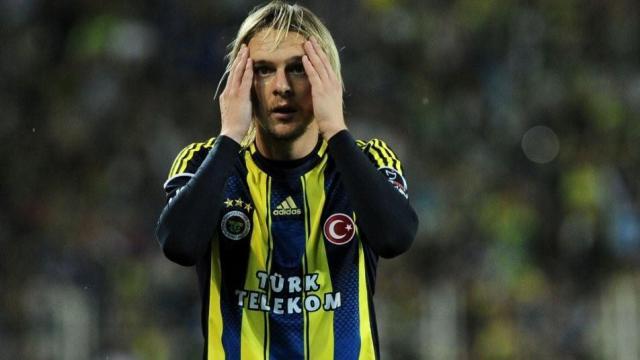 Fenerbahçe'ye gelmeden önce...