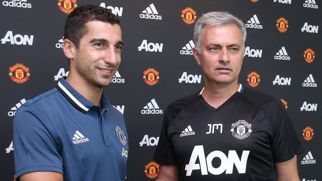 Mkhitaryan: Mourinho ile çalışmak çok zordu