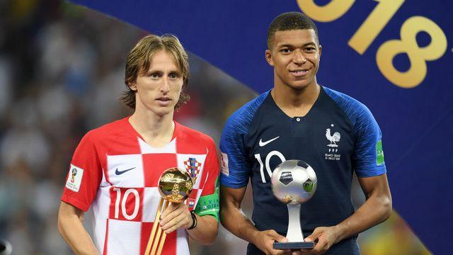 2018 Dünya Kupası'nın ödülleri açıklandı