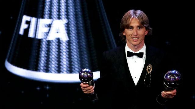 FIFA ÖDÜLLERİ SAHİPLERİNİ BULDU