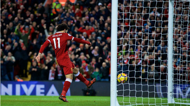Liverpool Salah'la hayata döndü