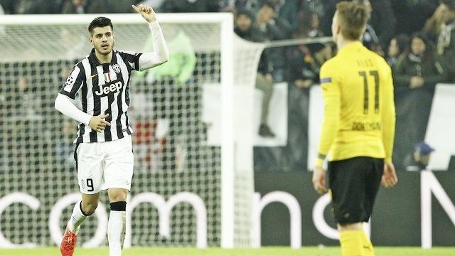 Juventus sahasında kazanmasını bildi