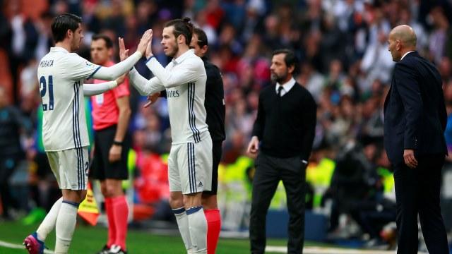 Gareth Bale golle döndü