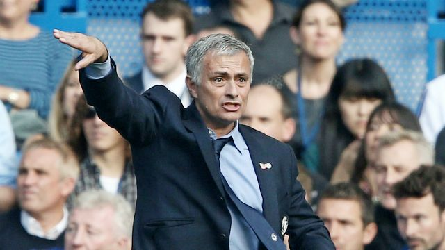 Mourinho'dan tuhaf röportaj