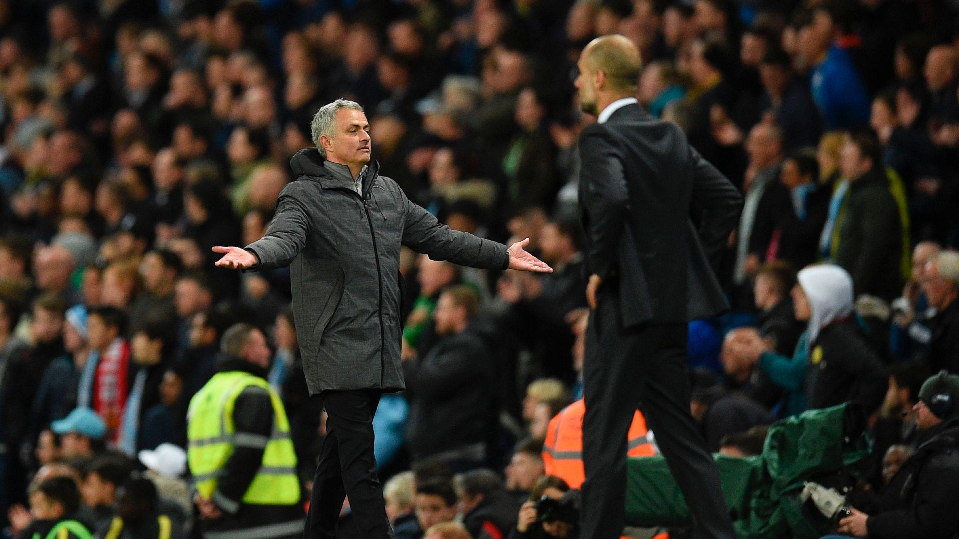 Mourinho: Manchester City dokunulmaz