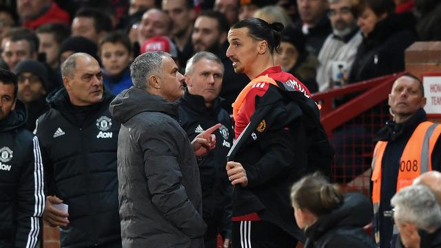 Mourinho, Ibrahimovic'i yeniden istiyor