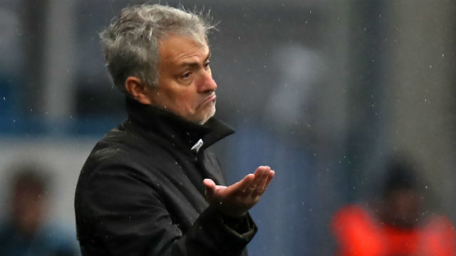 Mourinho'nun büyüsü bozuldu