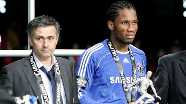 Mourinho ve Prensi Karşı Karşıya