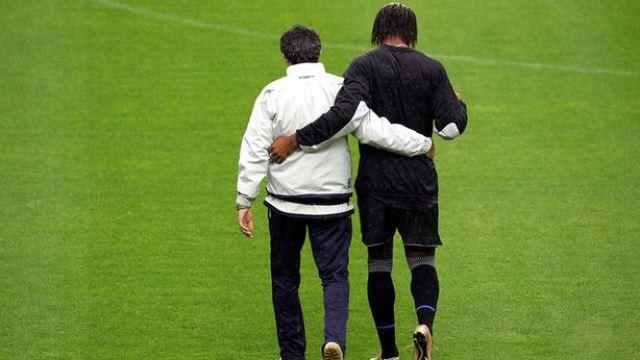Mourinho'dan FLAŞ Drogba açıklaması!