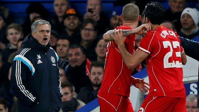 Costa çiğnedi, Mou savundu, Emre çıldırdı