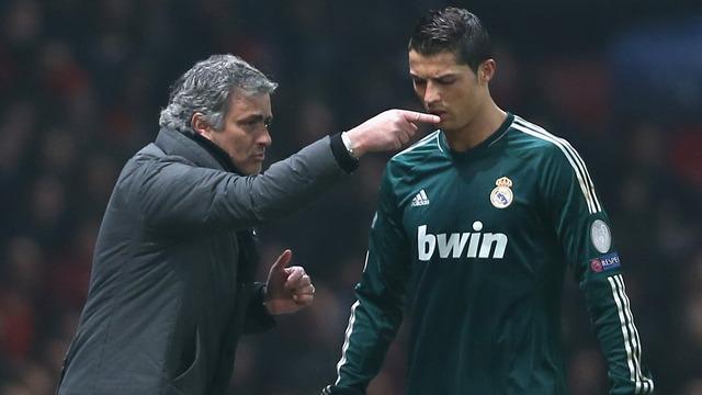 Ronaldo: Mourinho'ya şaşırmadım