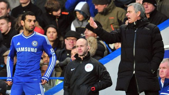 Mourinho'dan Salah itirafı